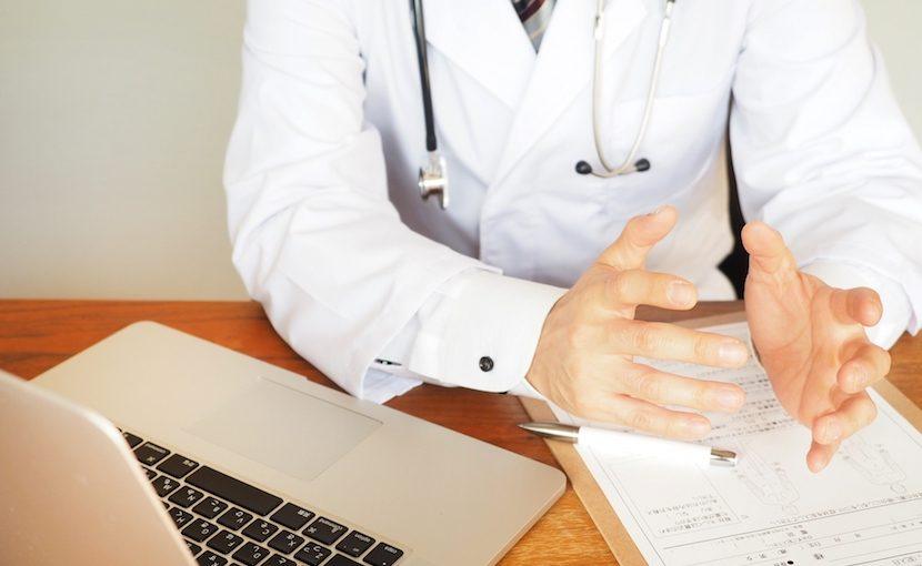 患者の4割が「医師の説明が不十分」と感じている
